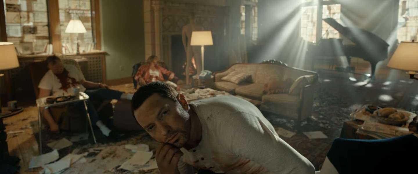 Video: check Eminem's creepy horror clip voor 'Framed'