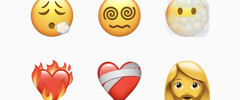 Heb je de 217 nieuwe emoji al gespot na het installeren van iOS 14.5?