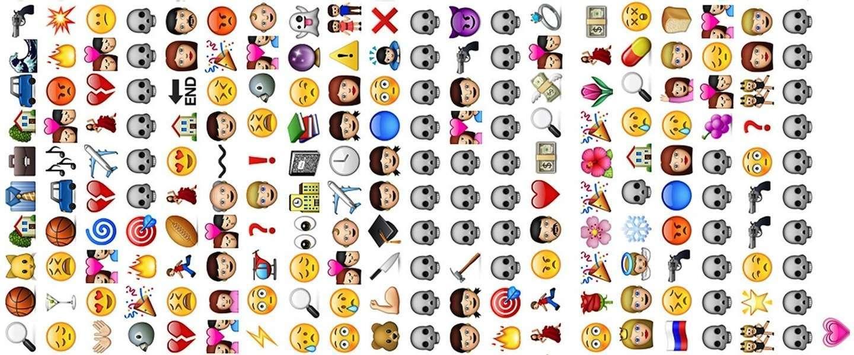 dit zijn de meest gebruikte emoji s ter wereld