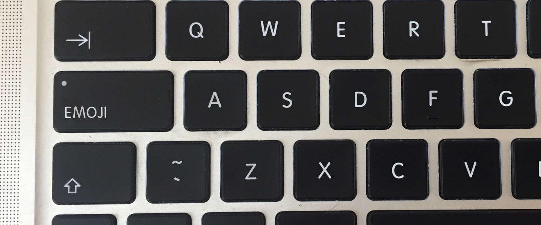 Hoeveel toetsen op ons toetsenbord hebben we eigenlijk niet meer nodig?