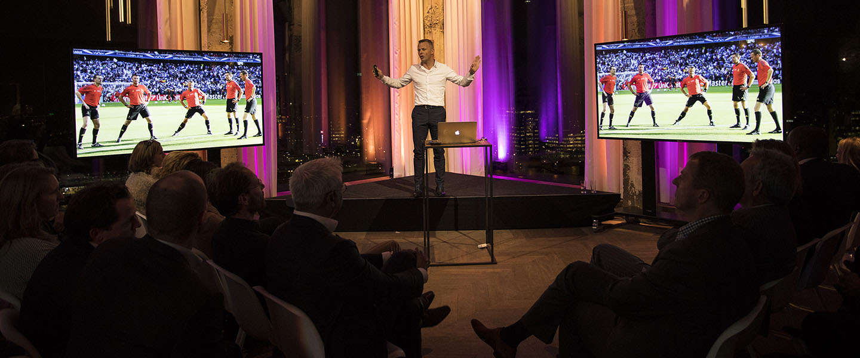 Eneco schijnt licht op veranderende wereld