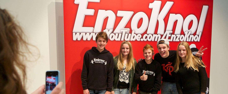 YouTubers zijn de nieuwe generatie BN'ers