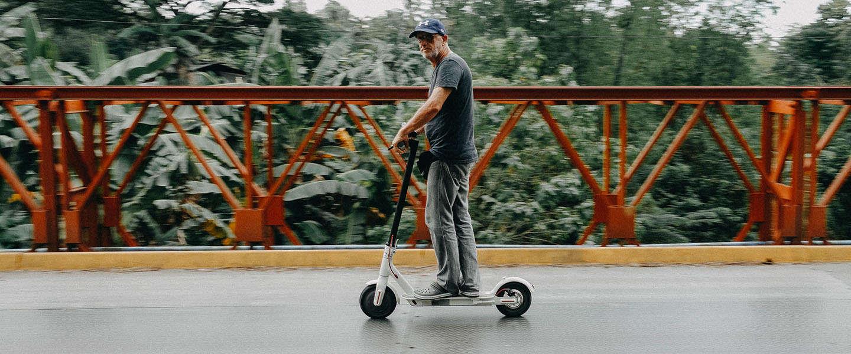 E-scooters een goudmijn voor Aziatische startups?