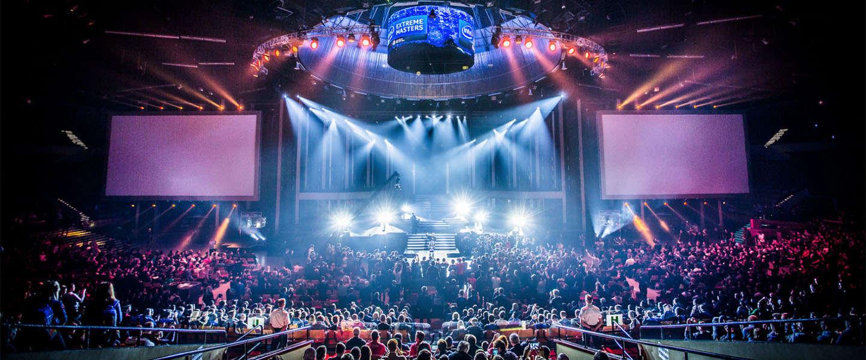 E-sports in de Benelux: professioneel gamen in de Amsterdam Arena