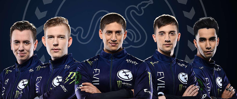Razer strikt e-sports team Evil Geniuses, uit San Francisco, voor 2 jaar