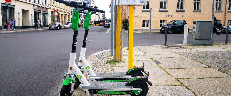Waarom we geen steden vol elektrische steps hebben