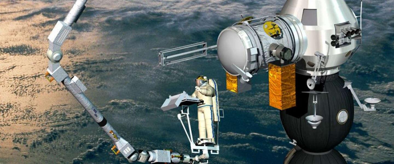 Nederlandse European Robotic Arm binnenkort naar ISS