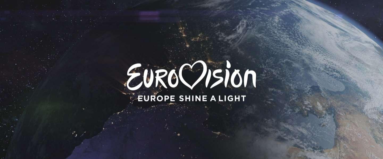 Dit zie je zaterdag bij Eurovision Shine A Light