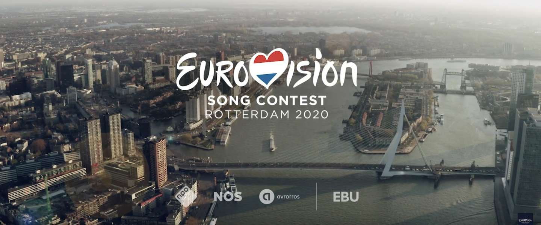 Het Songfestival wordt volgend jaar gehouden in Rotterdam