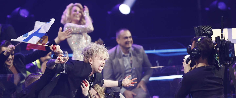 Spotify voorspelt winnaar Eurovisie Songfestival
