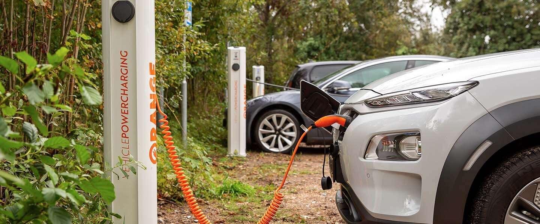 Orange Charging: van olie naar elektriciteit