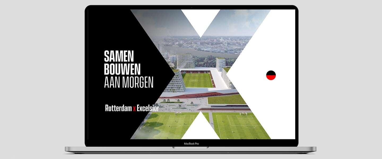 WADM helpt Excelsior Rotterdam met corporate identity