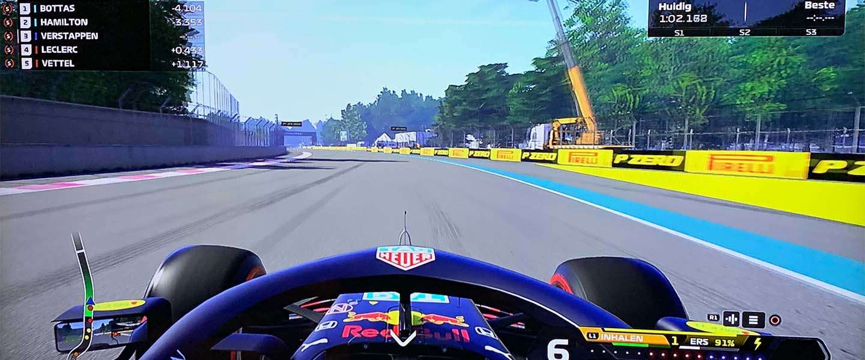 F1 2020 zorgt opnieuw voor succes Codemasters