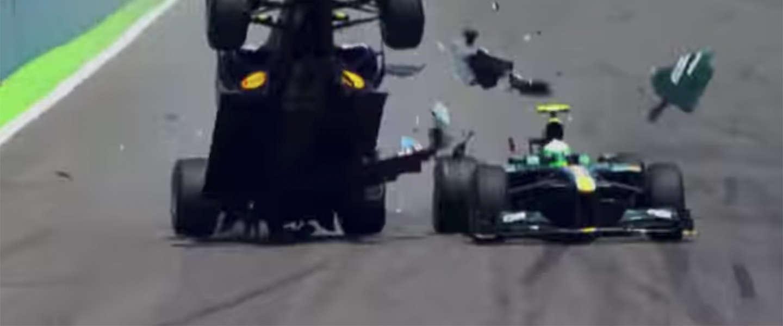 Kippenvel bij het zien van deze Formule 1 teaser