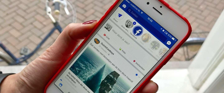 De grens van 2 miljard is nu heel dichtbij voor Facebook