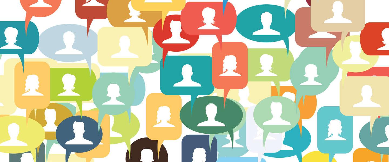 Social media-bedrijven blokkeren steeds meer haatzaaierij