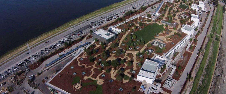 Eerste foto's nieuwe campus Facebook uitgelekt