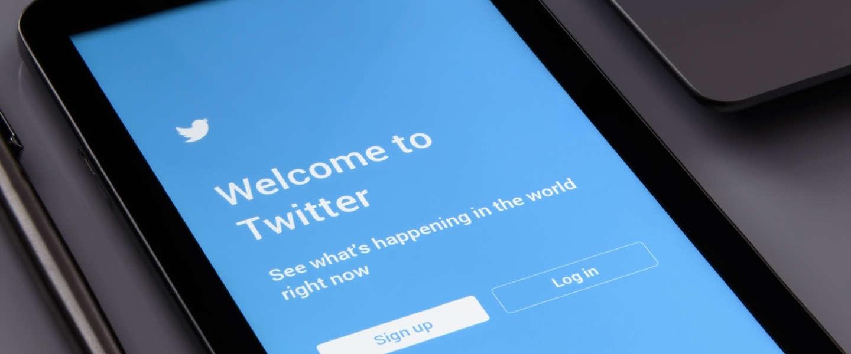 Storing op Facebook en Instagram voorbij, Twitter komt om van het lachen