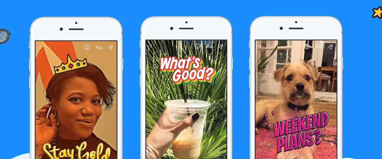 Messenger Day: ook Facebook kopieert Snapchat