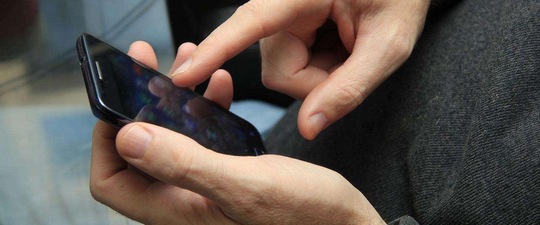 Liever mobiele website dan een native app voor events