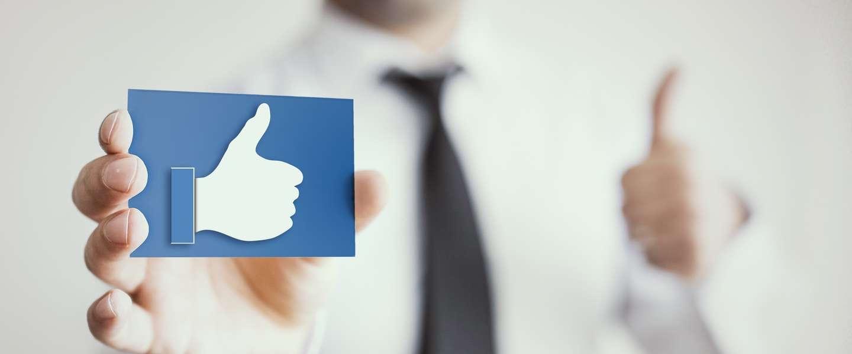 Facebook blokkeert advertenties voor verspreiders nepnieuws