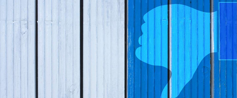 Facebook test 'vind ik niet leuk'-knop in Messenger