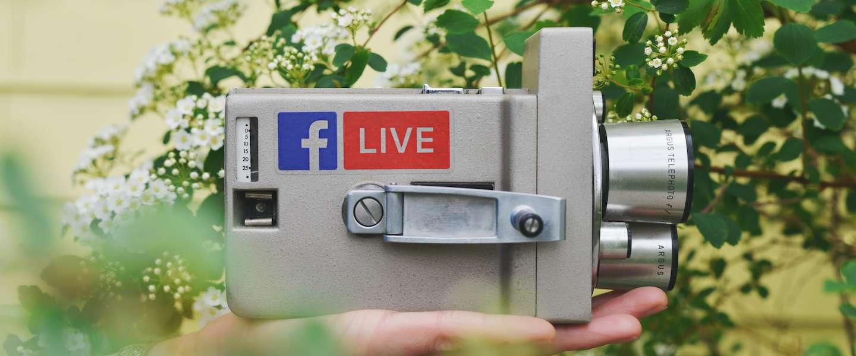 Facebook werkt aan apparaat voor videochats via tv