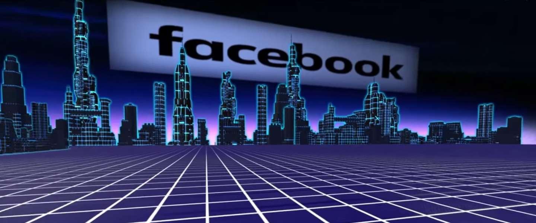 Zo zou Facebook met een Oculus Rift er uit kunnen zien