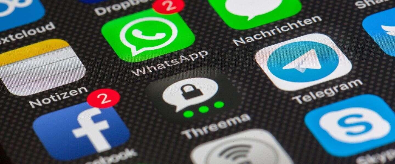 Zo zit het met cross-messaging van Facebook, WhatsApp en Instagram