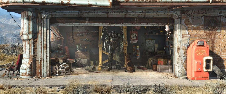 Fallout 4 officieel aangekondigd