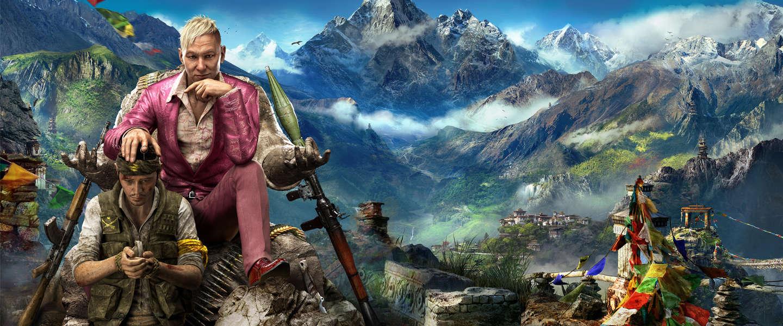 Far Cry 4: het beste soort afleiding