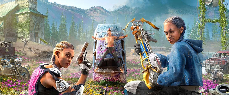 Far Cry: New Dawn, welkom terug in Hope County