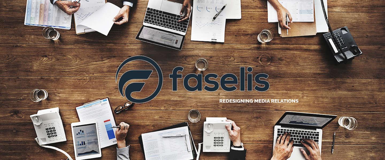 Faselis: baanbrekend nieuw platform voor de PR-industrie
