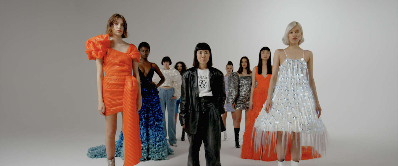 Fashion Flair: modecollectie ontworpen door Artificial Intelligence op een smartphone