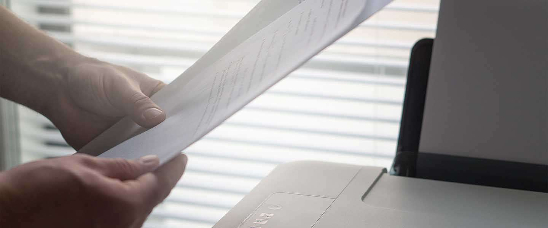 Fax vormt vaak beveiligingsrisico binnen bedrijfsnetwerken