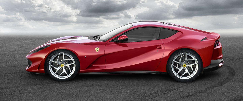 Ferrari Fans Opgelet Er Komen Een Suv En Elektrische Supercar Aan