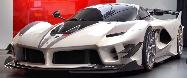 Deze extreem unieke Ferrari FXX-K Evo staat te koop