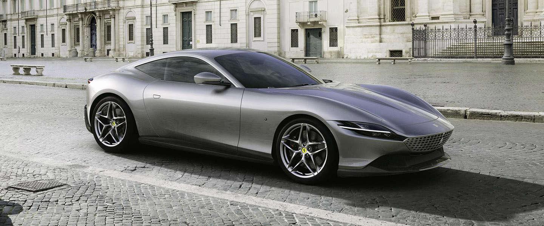 Ferrari Roma, de nieuwe coupé uit Maranello