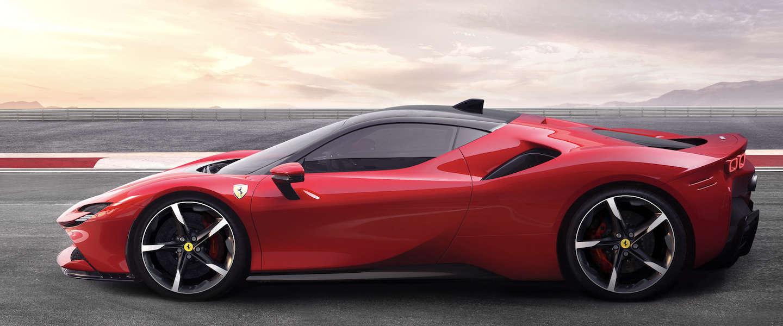 Ferrari SF90 Stradale: een plug-in hybride supercar met 1.000 pk