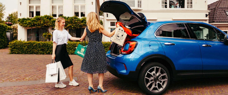 De Fiat 500X Mirror is de ultieme stadsauto mét power