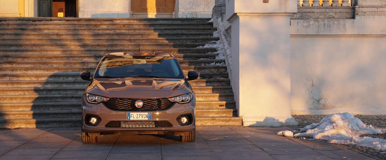 Fiat Tipo S-Design: terug naar de roots in Turijn tijdens Luci d'Artista