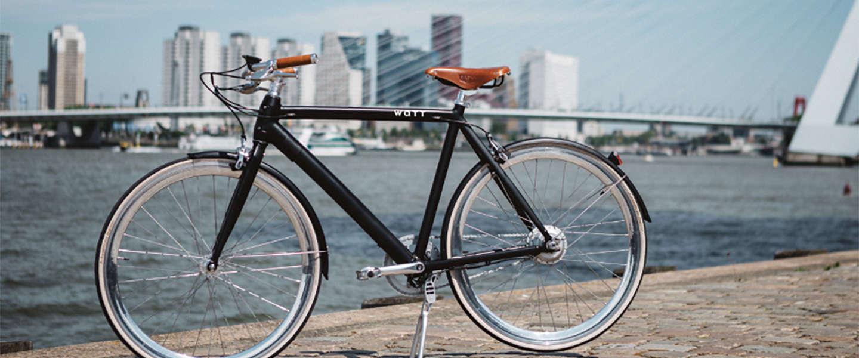 Betaalbare design e-bike voor de stad