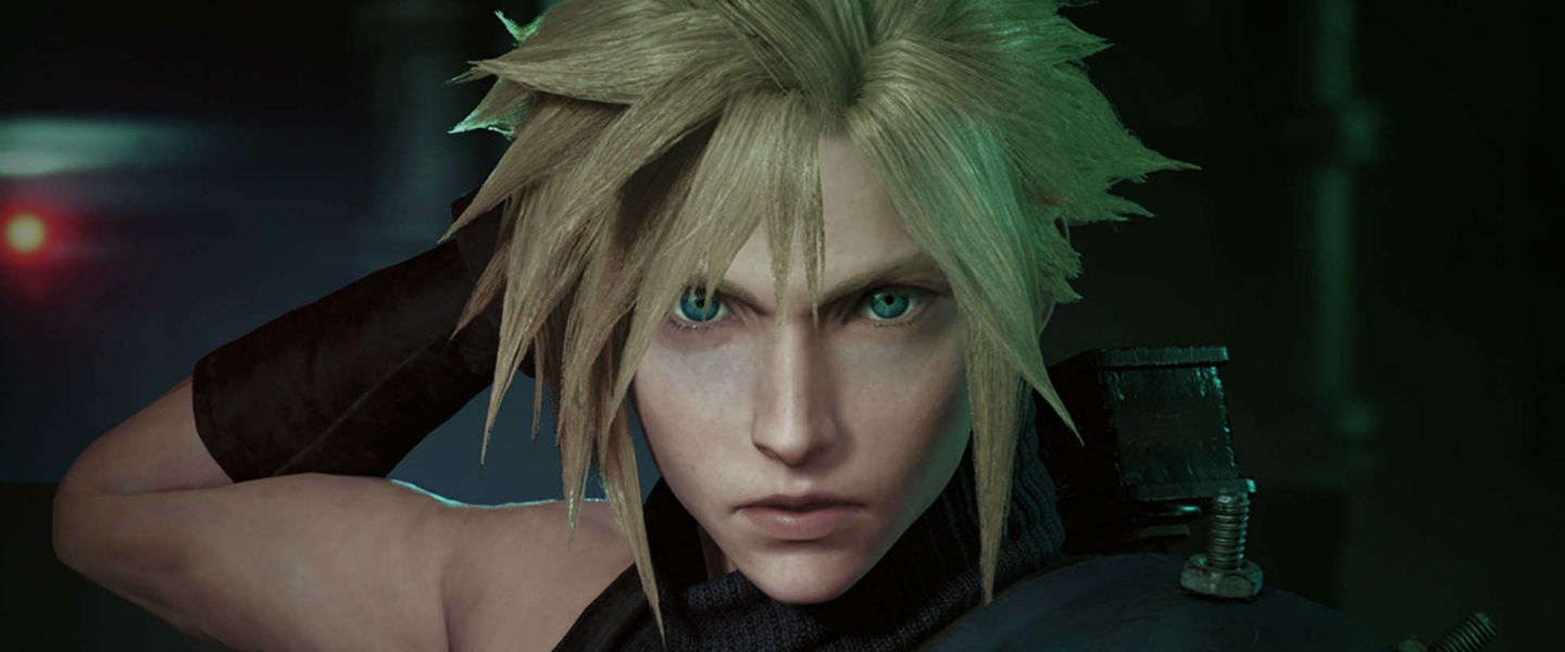 Final Fantasy VII remake in episodes