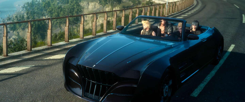 Final Fantasy XV: Een road trip met hindernissen