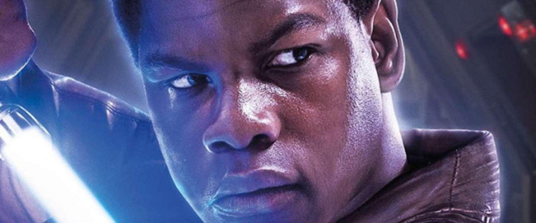 Script nieuwe Star Wars-film op eBay door slordige John Boyega