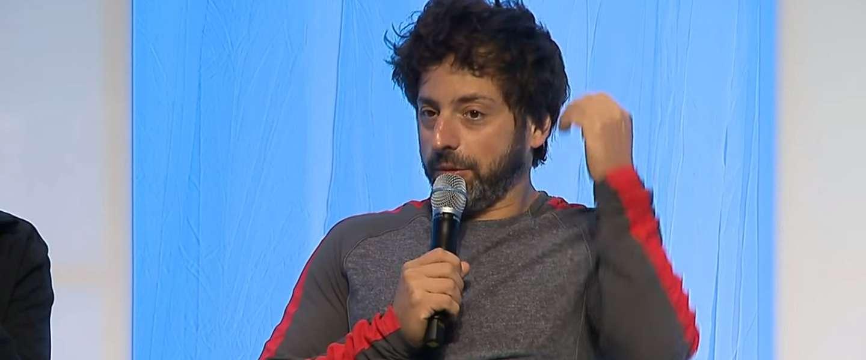 Video: Fireside chat met Larry Page en Sergey Brin