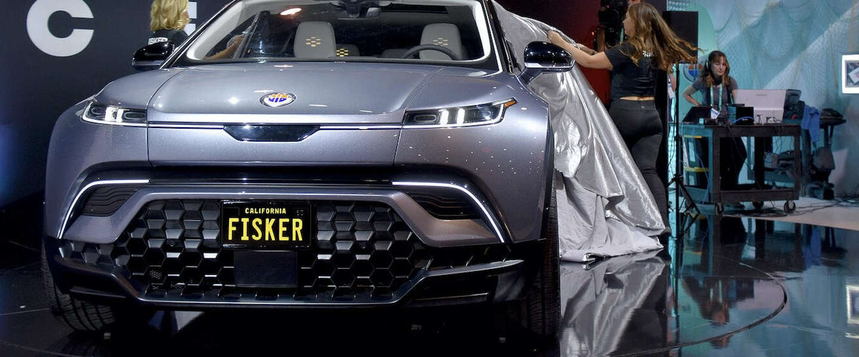 Fisker Ocean is géén concurrent voor Tesla