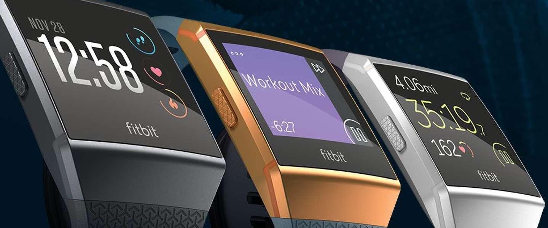 Fitbit kondigt haar nieuwe Ionic smartwatch aan