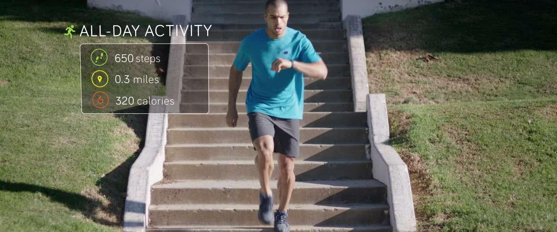 Fitbit leidt de dans in de wereld van wearables
