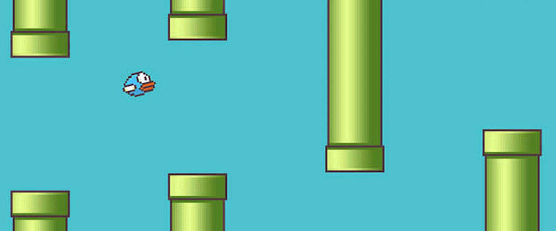 Speel Flappy Bird via een e-sigaret